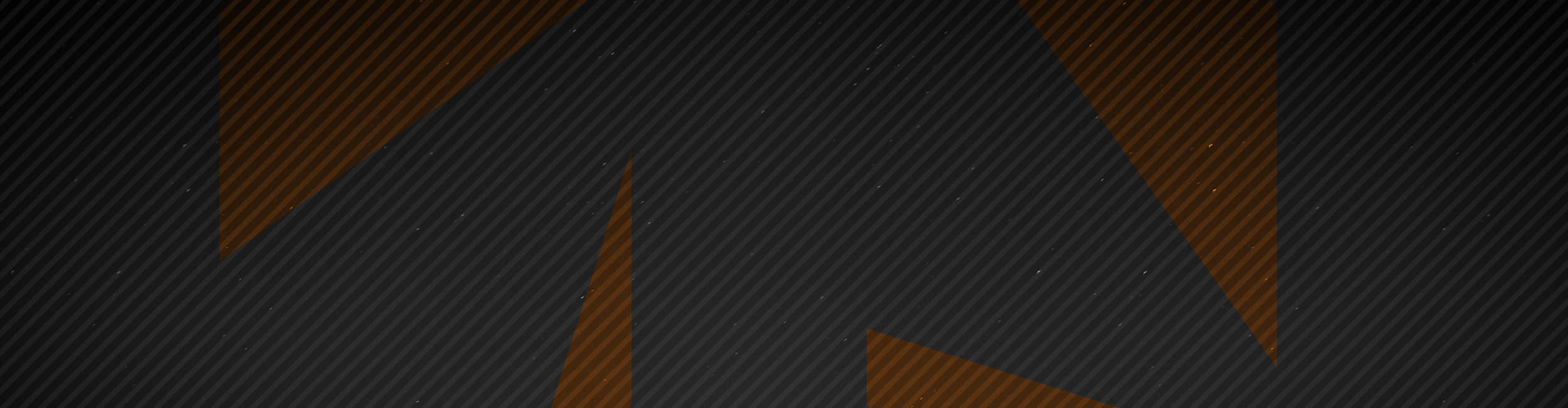 Orange And Black Home Slider